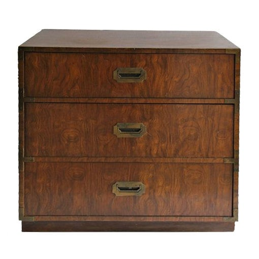 Image of Campaign Chest Dresser by Dixie