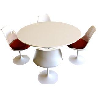 5-Piece Saarinen Dining Set