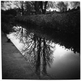 Canal Reflection Photograph