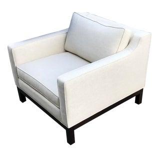 White Empiric Edward Chair