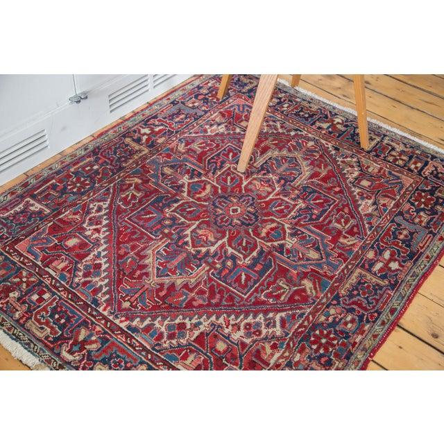 "Image of Vintage Northwest Persian Rug - 3'10"" X 4'9"""