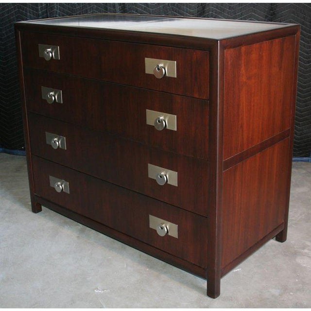 Michael Taylor for Baker Chest of Drawers - Image 4 of 5