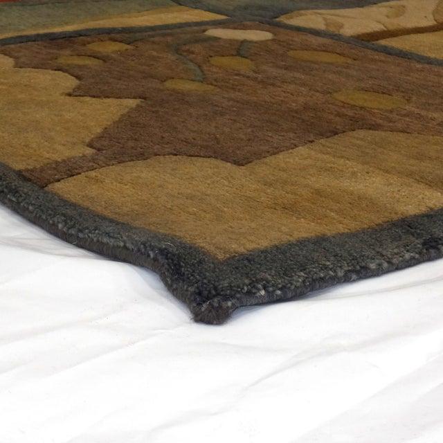 "Leon Banilivi Nepalese rug, 6' x 8'8"" - Image 5 of 5"