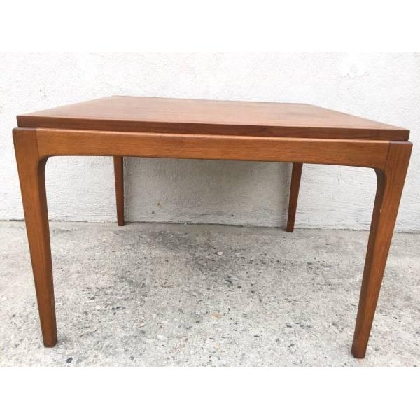 Mid-Century Walnut Coffee Table - Image 2 of 8