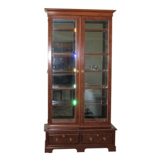 Baker Furniture Library Cabinet