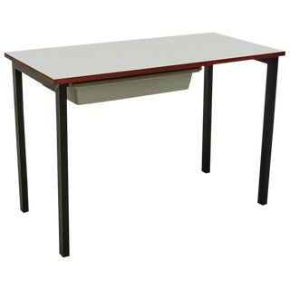 Charlotte Perriand Console with Drawer Cite Cansado, circa 1950