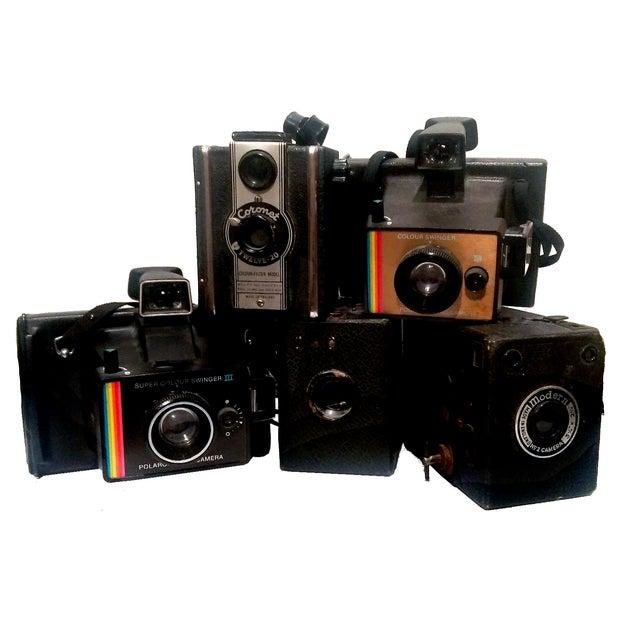 Vintage Cameras - Set of 5 - Image 7 of 7