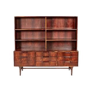 1960s Danish Rosewood Storage Cabinet