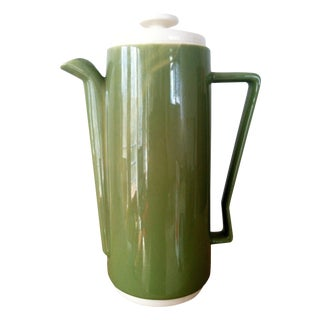 Vintage 1960s Ceramic Pitcher
