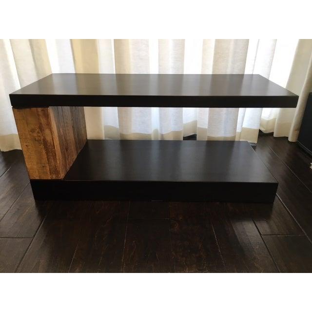 Rustic Modern Coffee Table - Image 2 of 6
