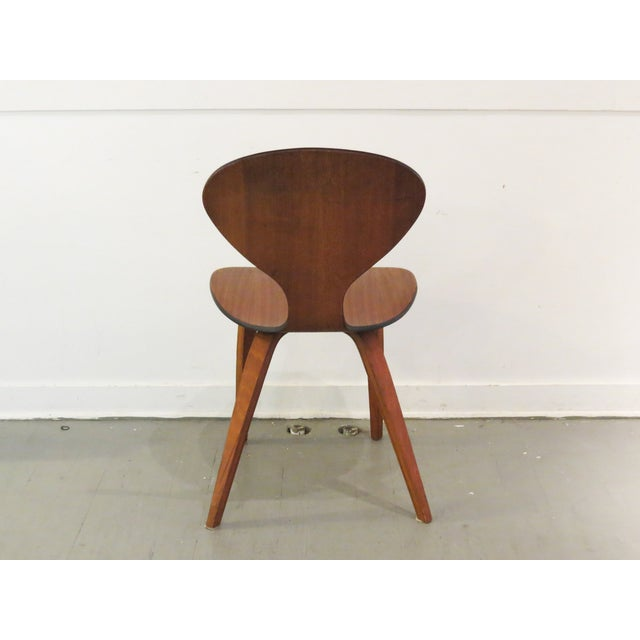 Vintage Cherner Dining Chairs - Set of 4 - Image 5 of 9