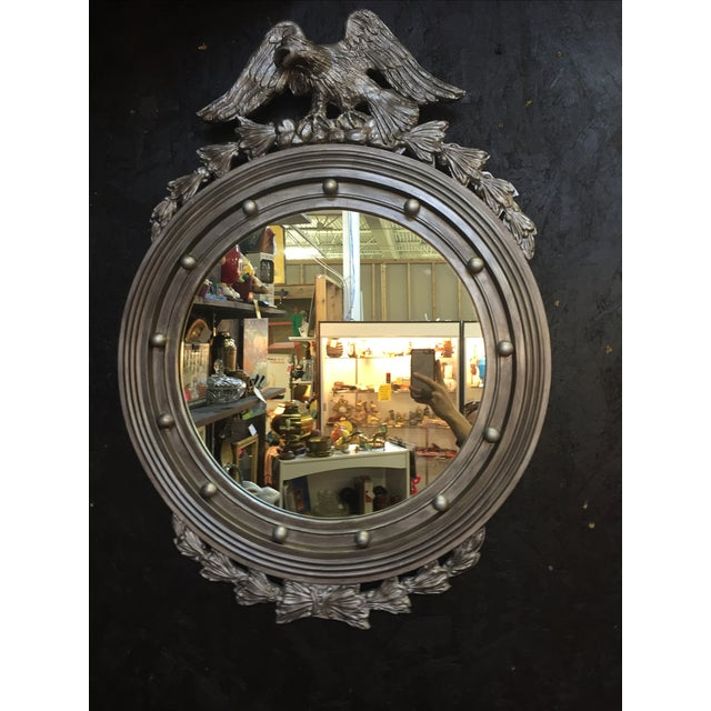 Federal Style Mirror Silver - Image 3 of 6
