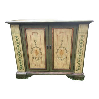 Large Painted Credenza