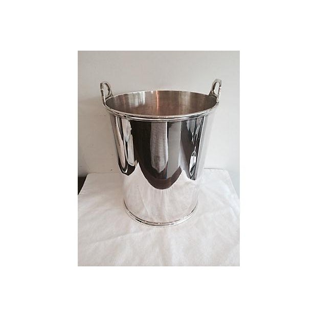Mappin & Webb Hotel Two-Bottle Champagne Bucket - Image 2 of 6