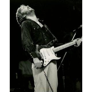 Original Eric Clapton Photo Signed