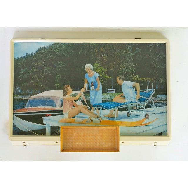 Anheuser-Busch Light Up Boating Sign - Image 2 of 6