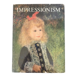 """Impressionism"" Hardcover Art Book"