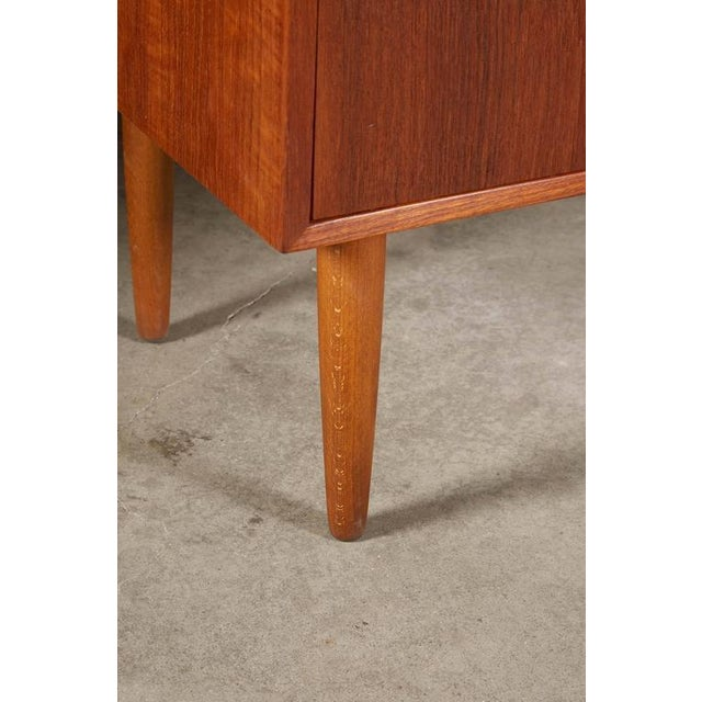 Danish Teak Highboy Dresser - Image 4 of 7