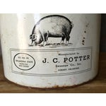 Image of Vintage Lard Container From Oklahoma
