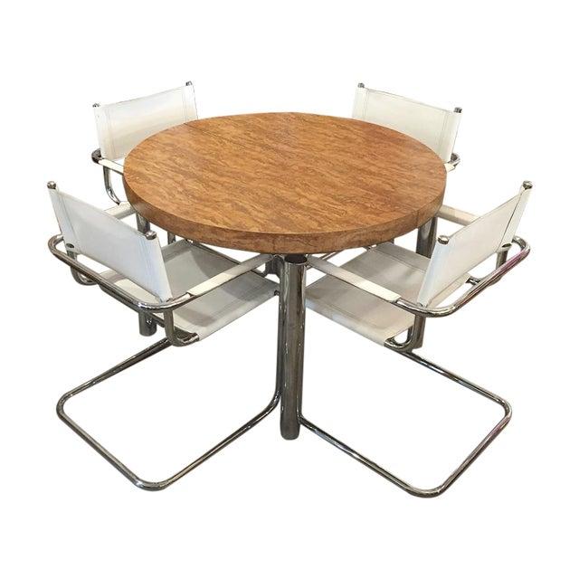Mid-Century Modern Dining Set - Image 1 of 11