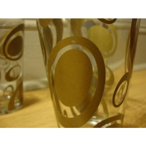 Mid-Century Italian Cerve Beer Glasses - Set of 8 - Image 8 of 8