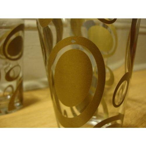 Image of Mid-Century Italian Cerve Beer Glasses - Set of 8