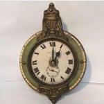 Image of Petite Green Pendulum Clock