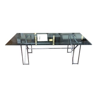Eileen Gray Double X Dining Table