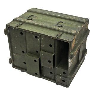 WWII Radio Transport Box