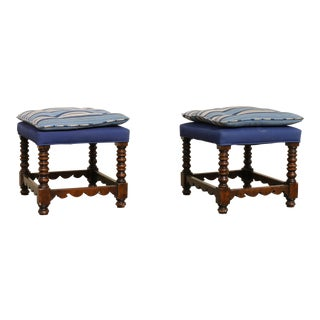 Small Cute Little Foot Stools