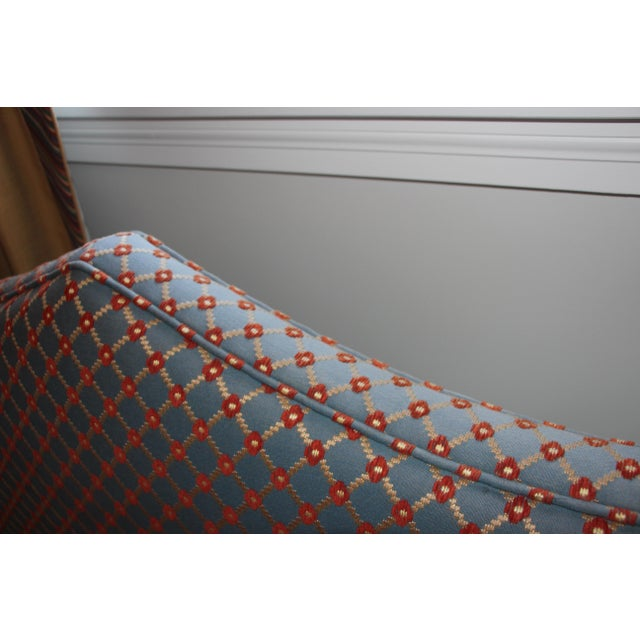 Custom Brunschwig & Fils Headboard - Image 4 of 9