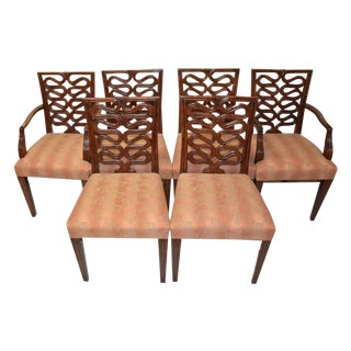 Dessin Fournir Ribbon Back Chairs - 6