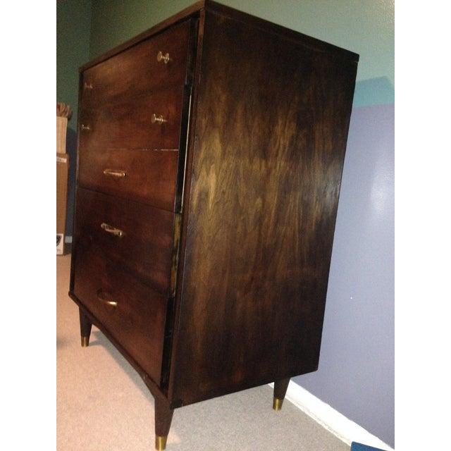 Kent Coffey Mid-Century Modern Dresser - Image 5 of 5
