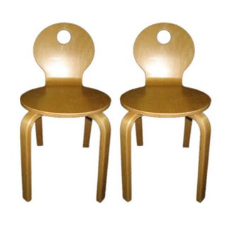 Thonet Bentwood Children's Chairs - Set of 2
