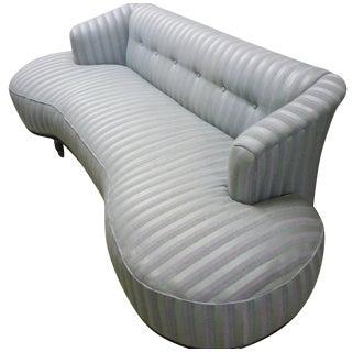Schiaparelli-Style Stripe Sofa