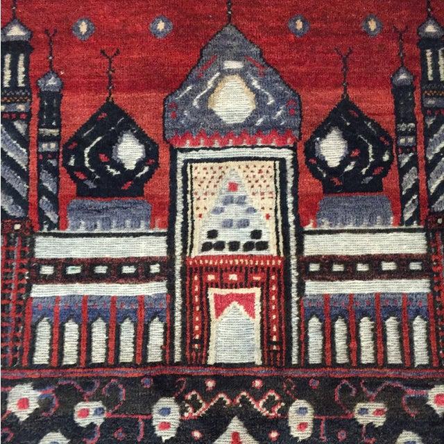 Baluchi Handmade Persian Rug - 2′6″ × 4′2″ - Image 5 of 11