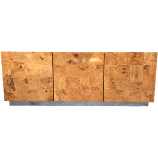 Milo Baughman Wall Hanging Cabinet