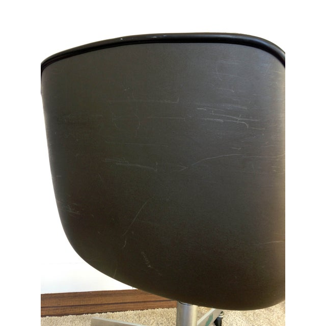Charles Pollock for Knoll Tweed Office Chair - Image 6 of 6