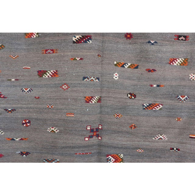 "Aknif Moroccan Rug - 4'2"" x 6'7"" - Image 2 of 4"