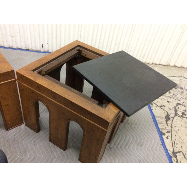 Image of 1960s Side Tables by Drexel - A Pair