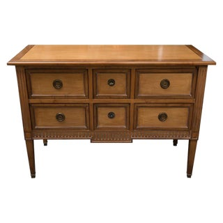 Louis XVI Style Various Wood Commode