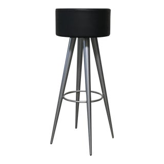 Zeus 'Golia' Industrial Leather Stool by Maurizio Peregalli