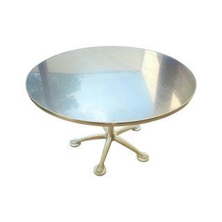 Knoll Pensi Metallic Trespa Dining Table