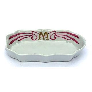 French Porcelain Vide Poche