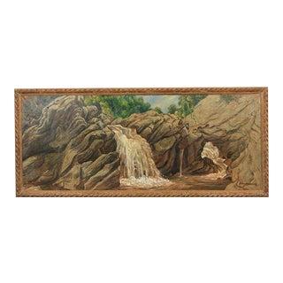 Roxbury Falls by Henry Ernest Schnakenberg