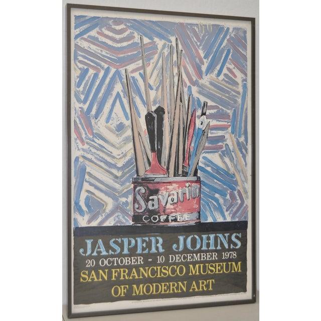 Jasper Johns Exhibition Poster C.1978 - Image 2 of 7