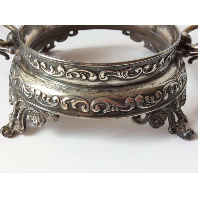 Wilcox Silver Victorian Brides Basket - Image 8 of 10