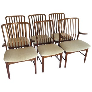 Svend Madsen Dining Chairs for Moreddi - Set of 6