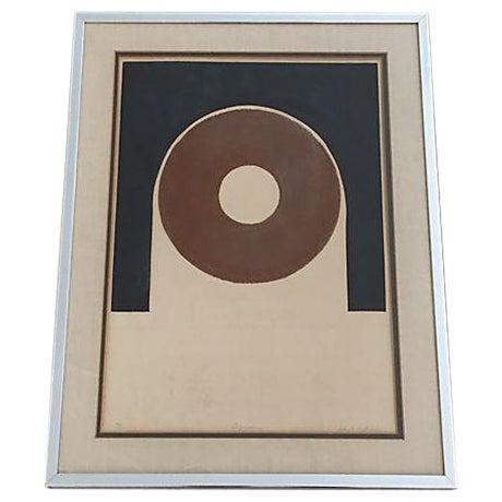 Image of Shirl Green 'Requiem' Artist Proof Serigraph