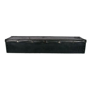 Antique Model T Running Board Storage Box